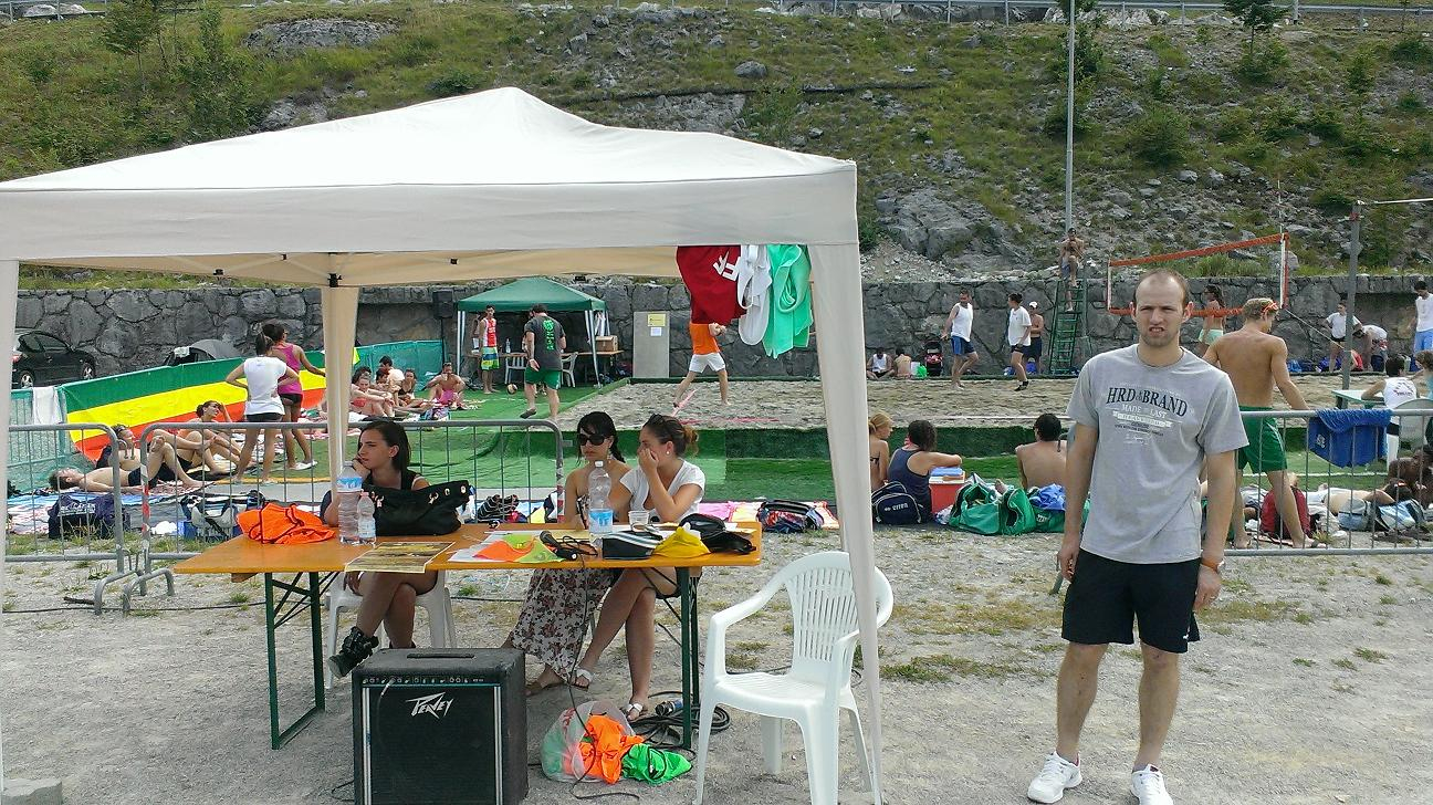 Rock 2014: Calcio e Beach Volley ...