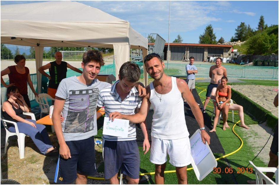 3.i classificati: Alex e Luca